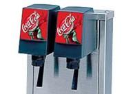 Coca post mix