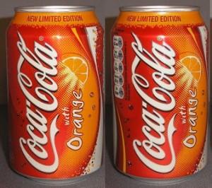 Coca Laranja