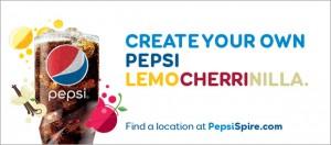 Pepsi spire anuncio