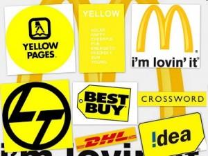 Logos amarelos